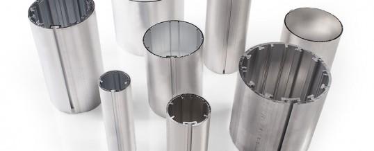 Tubos em Alumínio