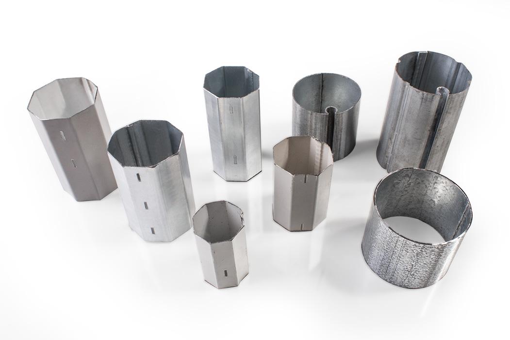 Pin chapa de aluminio on pinterest - Tubo de aluminio ...